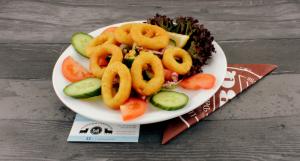 Callamarie-salade